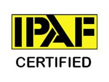 ipaf certified logo